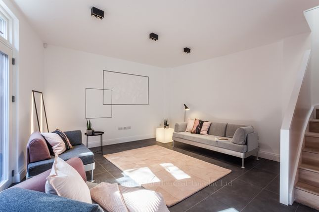 Thumbnail Flat to rent in Neal Terrace, Beadnell Road, London