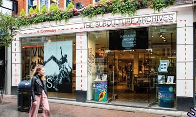 Thumbnail Retail premises to let in 3-4, Carnaby Street, Soho, London