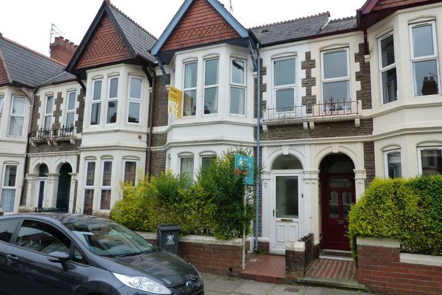 Thumbnail Property to rent in Heathfield Road, Heath, ( 5 Beds )