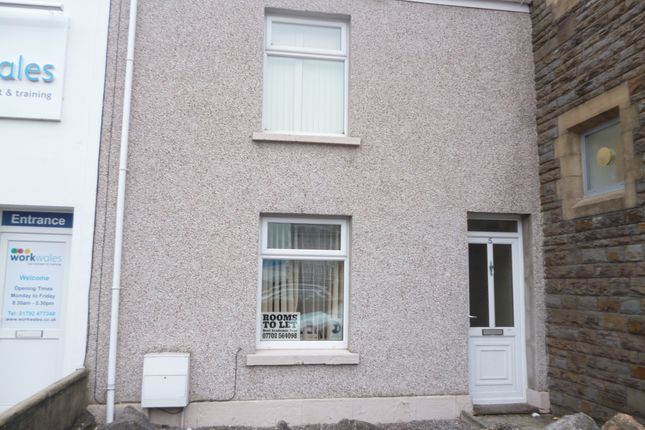 Thumbnail Shared accommodation to rent in Pell Street, Swansea
