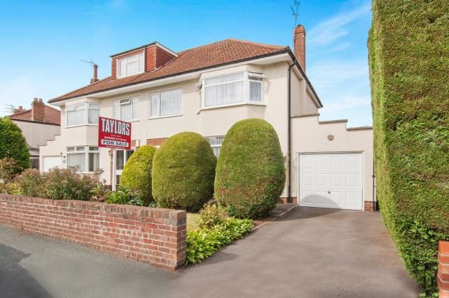 Thumbnail Semi-detached house for sale in Cleeve Avenue, Downend, Bristol, South Gloucestershire