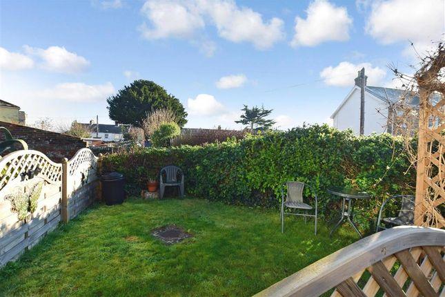Rear Garden of Carisbrooke Road, Newport, Isle Of Wight PO30