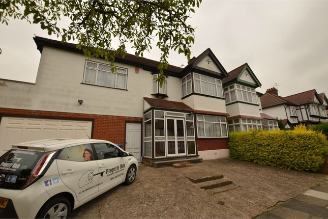 Thumbnail Semi-detached house to rent in Paxford Road, Wembley, Greater London