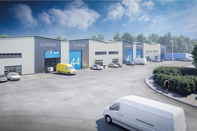 Thumbnail Light industrial to let in Units 43-47, Planetary Industrial Estate, Planetary Road, Wednesfield, Nr. Wolverhampton