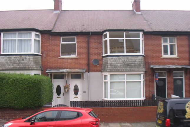 3 bed flat for sale in Biddlestone Road, Newcastle Upon Tyne NE6