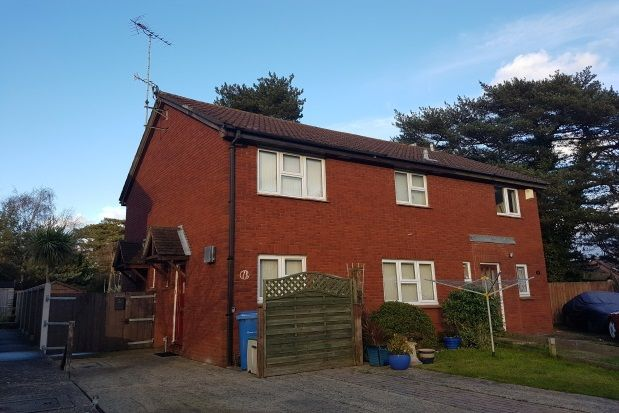 Thumbnail Property to rent in Martin Close, Upton, Poole