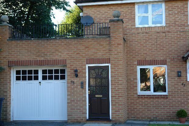 Thumbnail Flat to rent in The Spinney, Street Lane, Leeds - Moortown