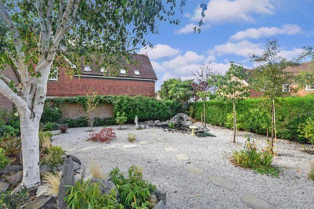 Front Garden of The Haydens, Tonbridge, Kent TN9