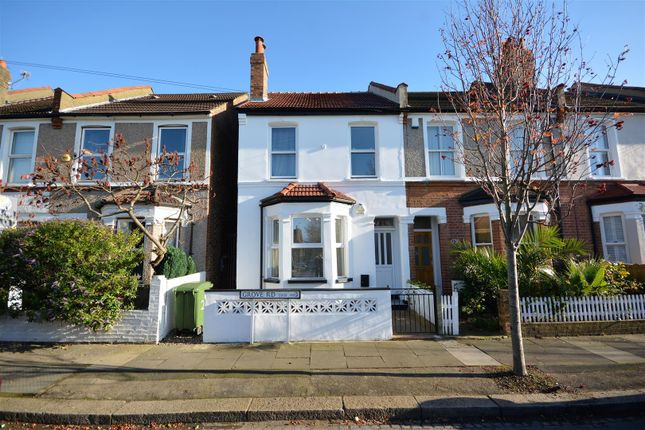 3 bed end terrace house for sale in Grove Road, London