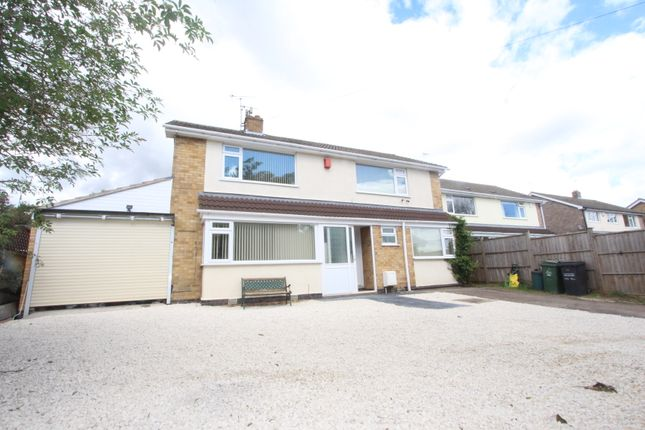 Thumbnail Detached house to rent in Waterfield Road, Cropston