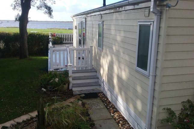 Mobile/park home for sale in Sandhills Holiday Village, Mudeford, Christchurch