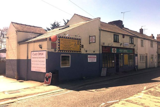 Thumbnail Commercial property for sale in The Highway, Hawarden, Deeside