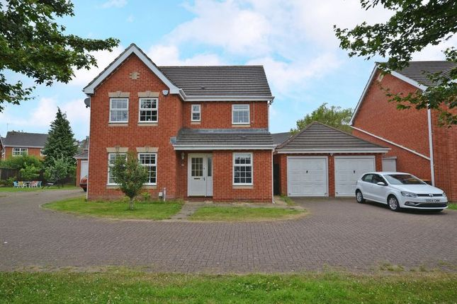 4 bed detached house for sale in Spacious Modern House, Chichester Close, Newport
