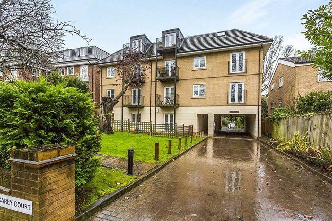Thumbnail Flat for sale in Carey Court, 70 The Avenue, Beckenham, Kent