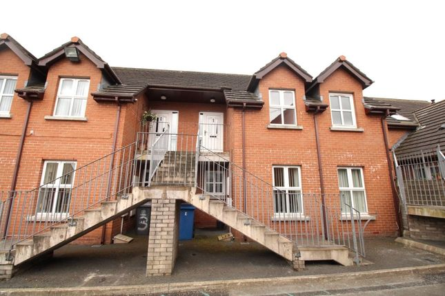 Thumbnail Flat for sale in Tower Close, Conlig, Newtownards