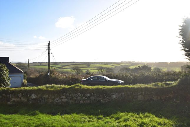 The Location of Church Road, Mabe Burnthouse, Penryn TR10