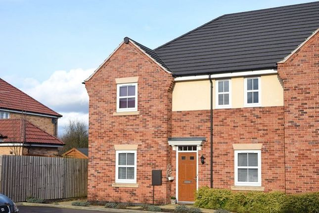 Thumbnail Flat to rent in Highgrove Court, Shelton Lock, Derby