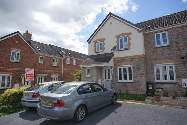 Thumbnail Property to rent in Fairfax Drive, Cullompton