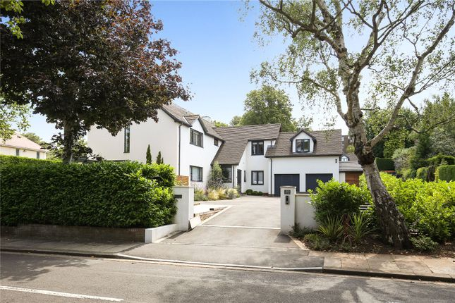 Thumbnail Detached house for sale in Church Road, Stoke Bishop, Bristol