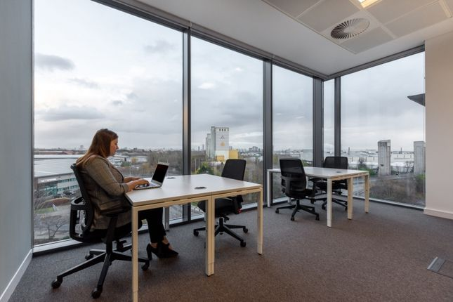 Thumbnail Office to let in The Quays, Media City