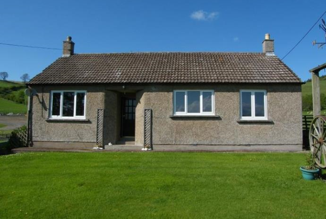Thumbnail Bungalow to rent in Bungalow, Cherrytrees Estate, Nr Yetholm
