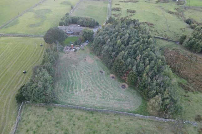 Thumbnail Farmhouse for sale in Sydale Farm, Allerton Road
