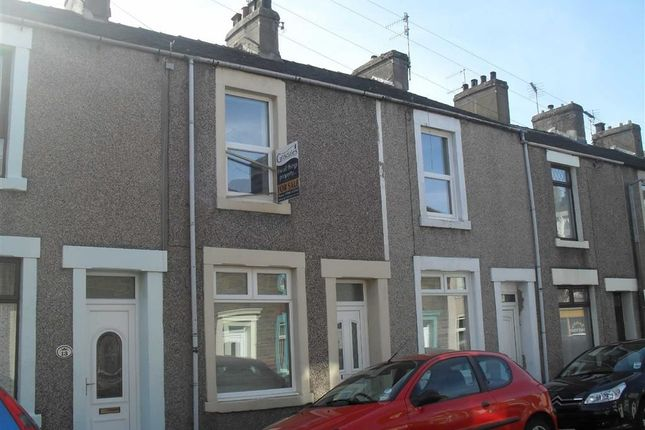 Thumbnail Terraced house to rent in Hartington Street, Workington