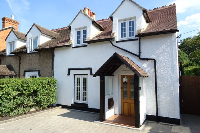 Thumbnail Cottage for sale in Church Road, Addlestone