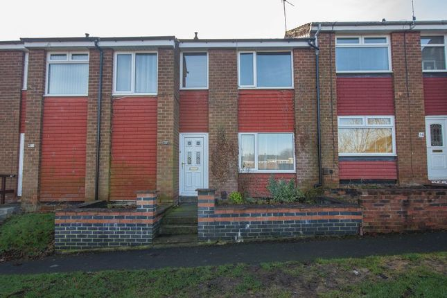Thumbnail Terraced house to rent in Berryhill Close, Blaydon-On-Tyne