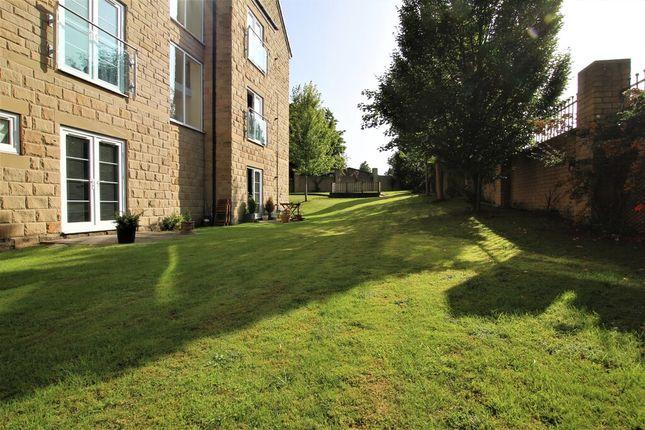 Communal Gardens of Grenoside Grange Close, Grenoside, Sheffield S35