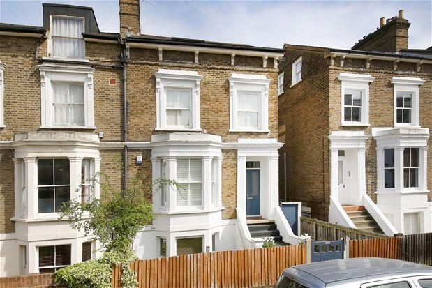 Thumbnail Semi-detached house for sale in Martell Road, London