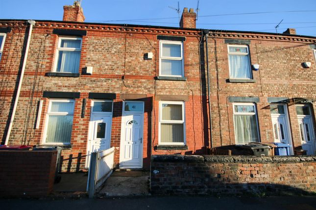 Thumbnail Terraced house to rent in Andover Street, Eccles, Manchester