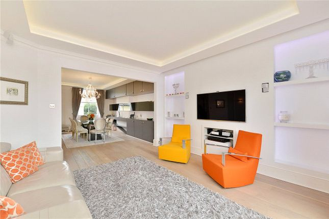 Thumbnail Flat for sale in Clifton Hill, St John's Wood, London