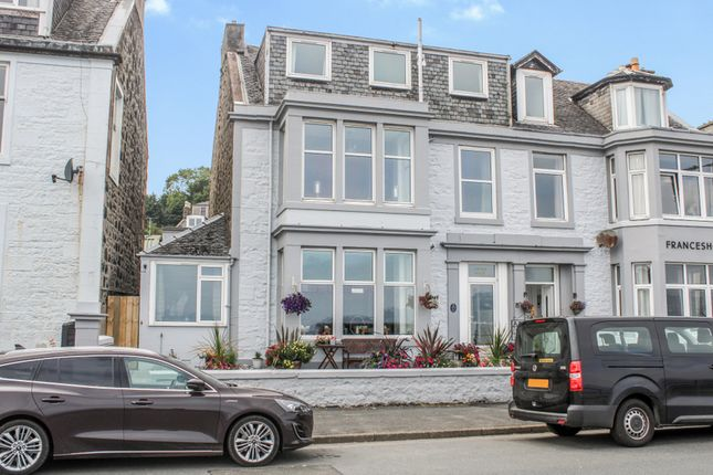 Thumbnail Hotel/guest house for sale in Argyle Guest House, 3 Argyle Place, Rothesay, Isle Of Bute