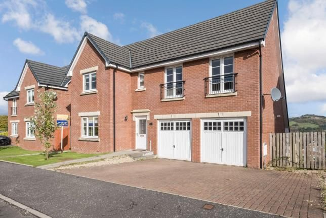 Thumbnail Detached house for sale in Blaeberry Drive, Inverkip, Inverclyde