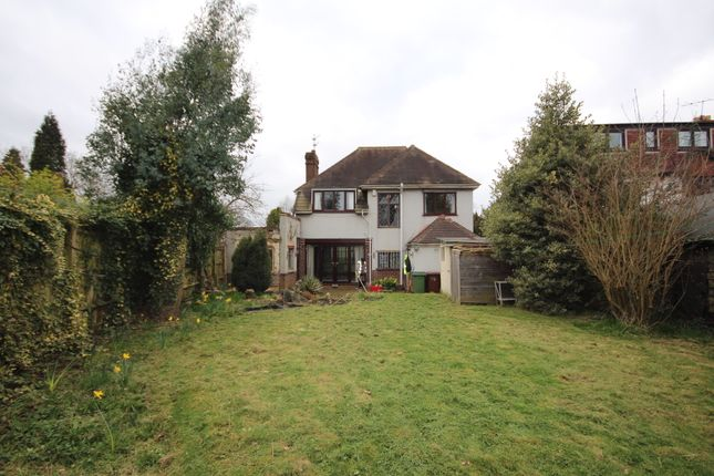 Thumbnail Detached house to rent in Lichfield Road, Walsall
