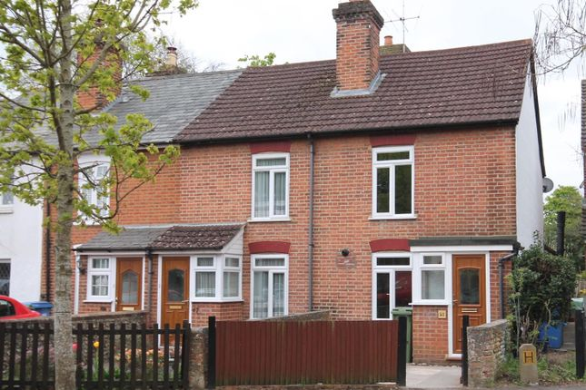 Thumbnail Semi-detached house for sale in Guildford Road West, Farnborough