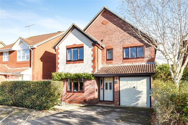 Thumbnail Detached house for sale in Field View, Knightwood Park, Chandlers Ford, Hampshire