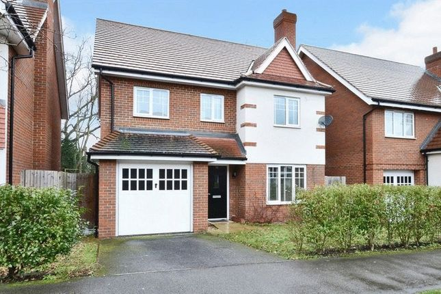 4 bed detached house to rent in Hengest Avenue, Esher KT10