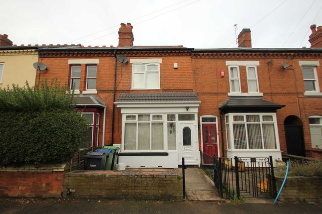 Thumbnail Terraced house to rent in Loxley Road, Bearwood, West Midlands