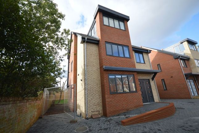 Thumbnail Detached house for sale in Cyprus Road, Exmouth