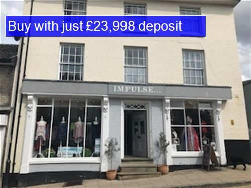 Thumbnail Retail premises for sale in IP13, Framlingham, Suffolk