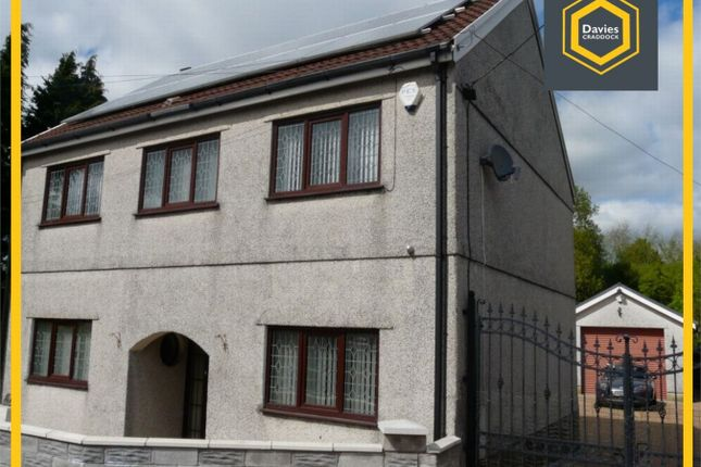 Thumbnail Detached house for sale in 66 Cwmfelin Road, Llanelli, Carmarthenshire