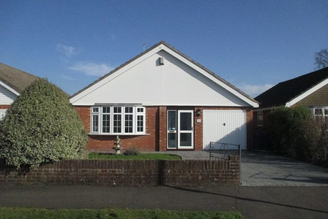 Thumbnail Detached bungalow to rent in Harvest Road, Denmead, Waterlooville