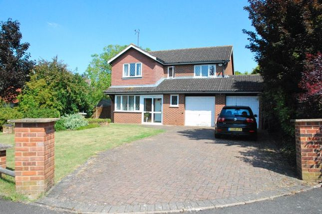 Thumbnail Detached house for sale in Larkspear Close, Gloucester