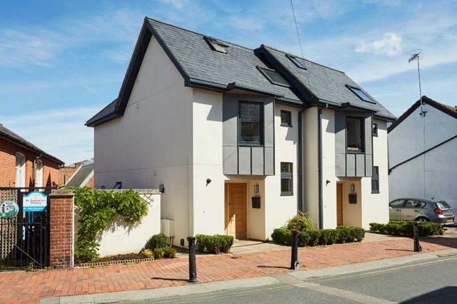 Thumbnail Semi-detached house for sale in 12 Culverden Down, Tunbridge Wells, 9Sa, UK