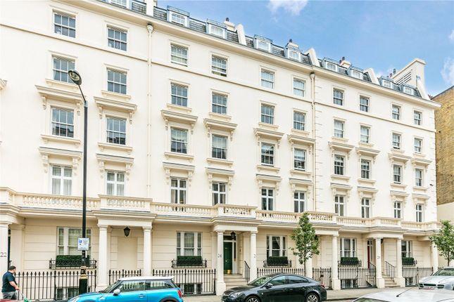 Exterior of Harding House, 24 Gloucester Street, London SW1V