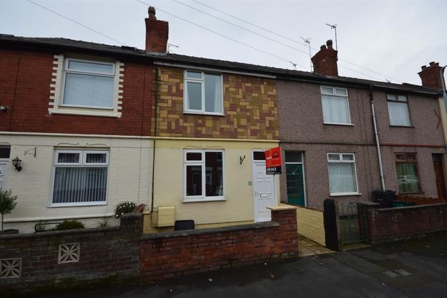 Thumbnail Terraced house to rent in Nelson Road, Ellesmere Port