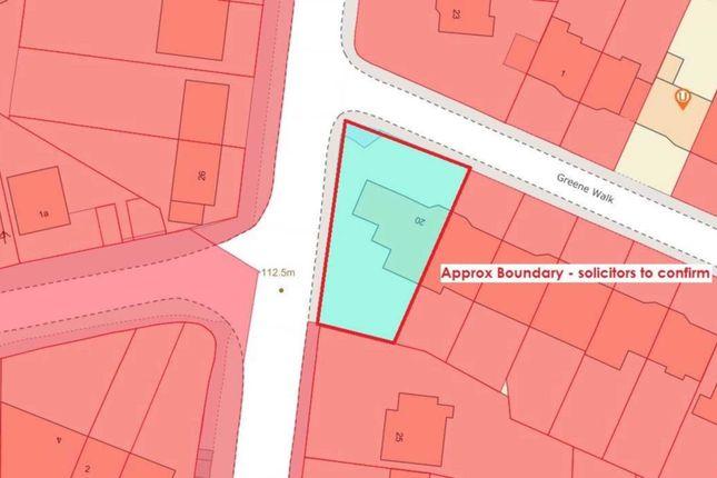 Thumbnail Land for sale in Greene Walk, Berkhamsted