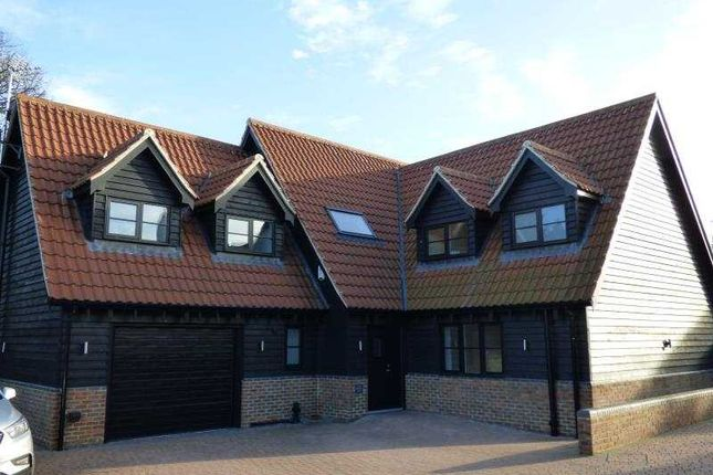 Thumbnail Detached house to rent in Mill Mews, London Road, Stanford Rivers, Ongar, Essex